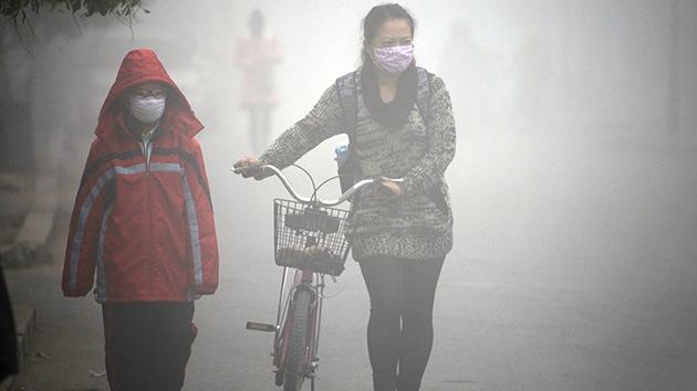 Ocho verdades escalofriantes sobre el 'apocalipsis' del humo tóxico en China