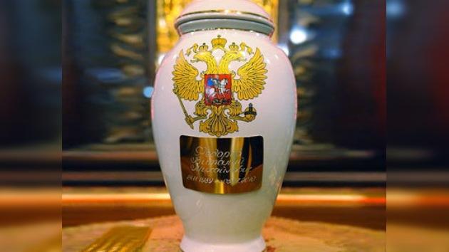 En agosto, primer funeral espacial ruso