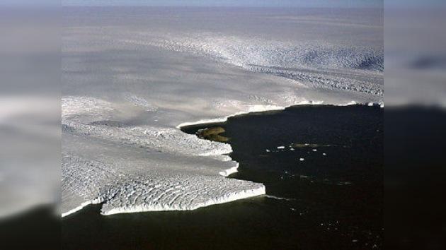 La capa de hielo en el Ártico alcanzó su mínimo histórico en 2010