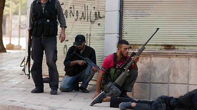 Siria: Los insurgentes amagan con arrimarse a Al Qaeda si Occidente no les ayuda