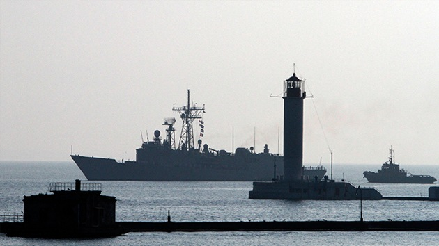 EE.UU. y Ucrania realizarán ejercicios navales conjuntos en el mar Negro