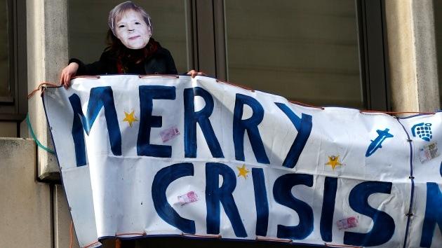 12 señales de que la crisis económica mundial está empezando a recrudecerse