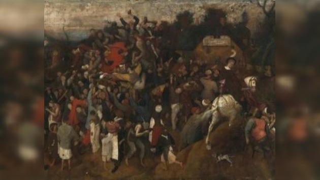 El Museo del Prado compra un cuadro de Bruegel que se creía desaparecido