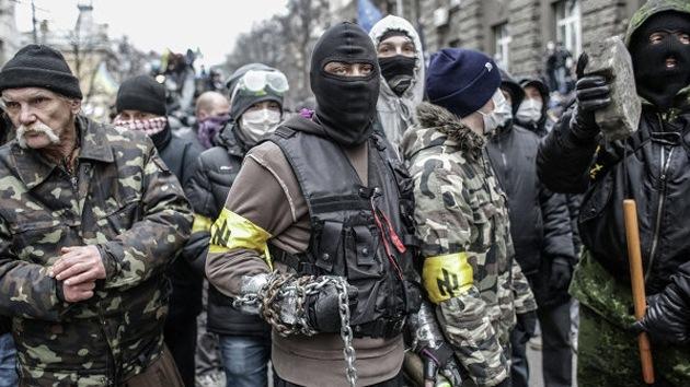 """""""El nazismo en Ucrania es un tabú para los medios occidentales"""""""