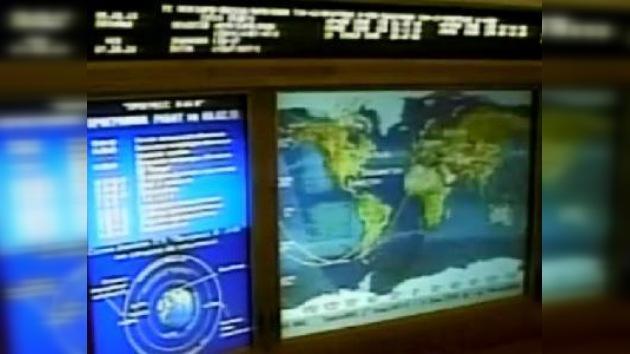 La Progress se acopla con éxito a la Estación Espacial Internacional