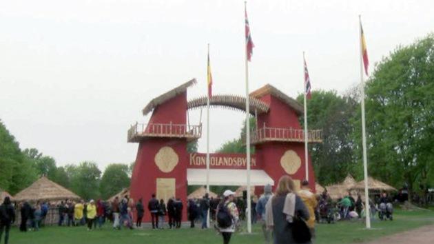 Inauguran un polémico 'zoológico humano' en la capital de Noruega