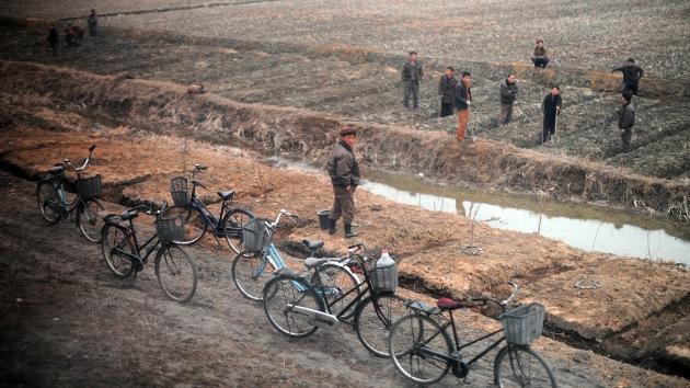 Corea del Norte aumenta la producción de alimentos