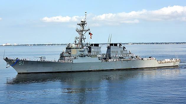 Científicos de la Marina de Guerra estadounidense apuestan por motores de detonación