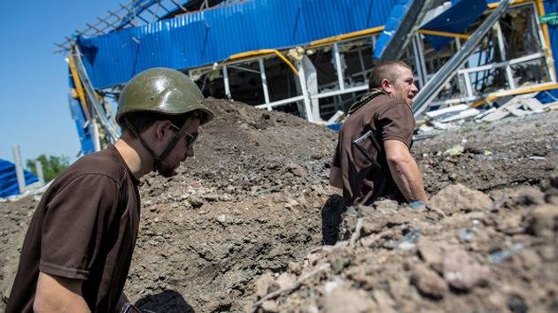 """Periodista británico a un canal ucraniano: """"Las autodefensas no son terroristas"""""""