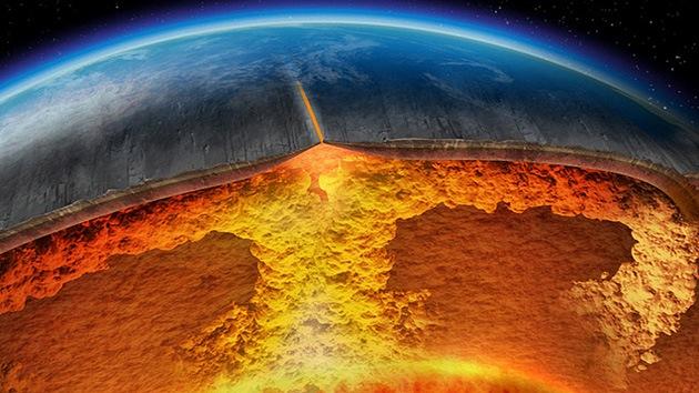 Viaje a las entrañas de la Tierra: Científicos planean atravesar la corteza del planeta