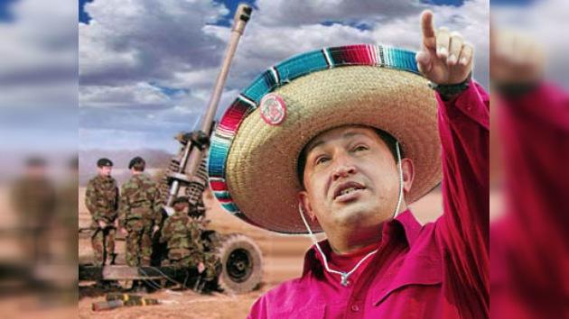 Chávez bombordeará nubes con ayuda de Castro