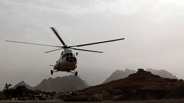 Mueren 3 rusos al estrellarse un helicóptero de la ONU en Sudán del Sur