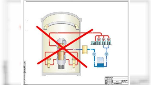 El diseño de los reactores de Fukushima-1 podría estar detrás del colapso