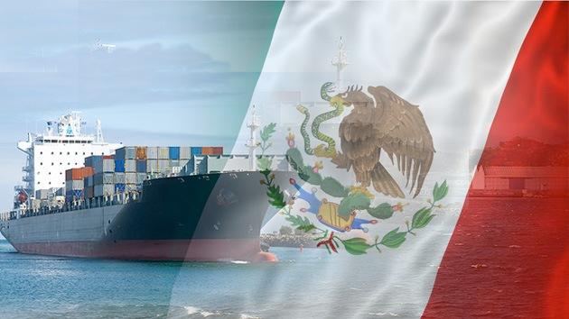 México estudia construir una alternativa terrestre al canal de Panamá