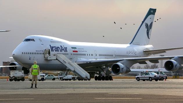 Teherán, dispuesto a reanudar la comunicación aérea con EE.UU. este año