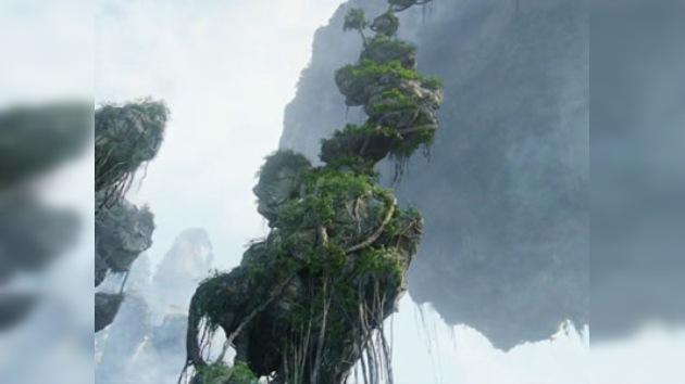 El sur de China invita al mundo de Pandora