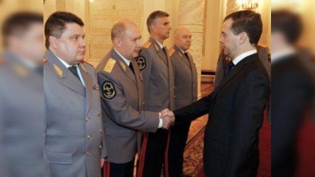 La Armada rusa incorporará los misiles balísticos Bulavá
