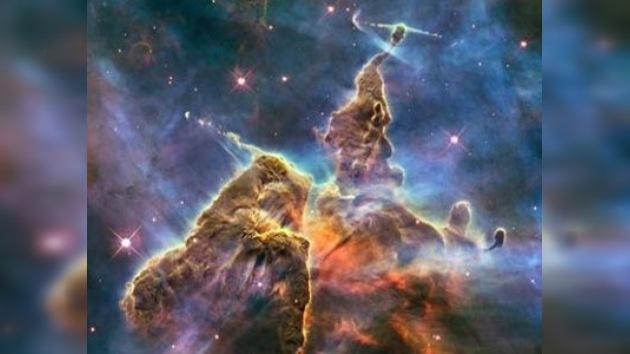 El telescopio Hubble cumple 20 años de observación del espacio