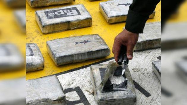 Rusia rastrea la ruta del narcotráfico en América Latina
