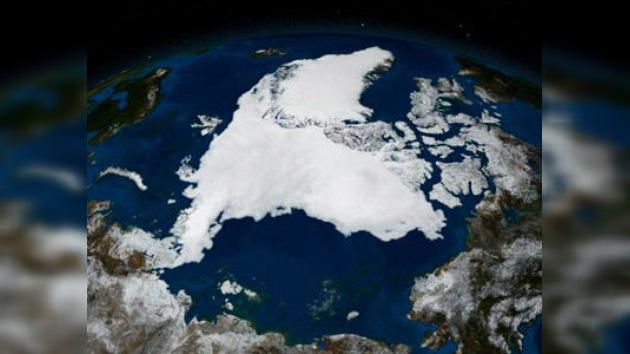 El Ártico hace aguas: ¿quedará hielo polar en 2020?