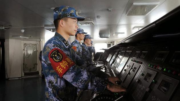 Desafío a EE.UU.: China está construyendo un superportaaviones de 110.000 toneladas
