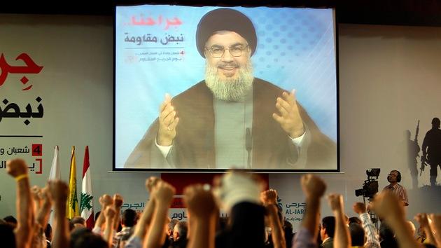 """Hezbolá """"permanecerá involucrado"""" en el conflicto sirio"""