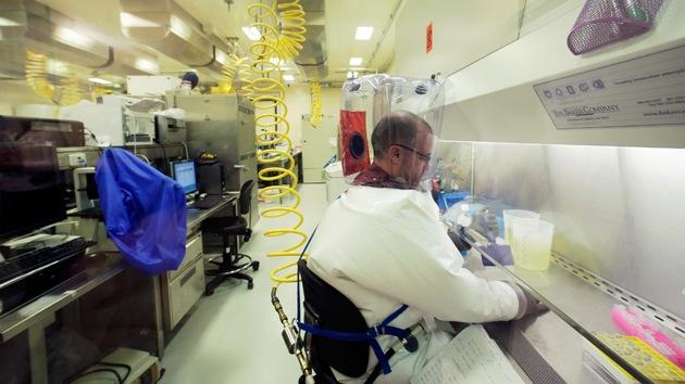Gemelas con una rara enfermedad genética podrían ser claves para curar el ébola
