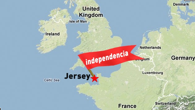 La isla de Jersey se prepara para salir de la soberanía del Reino Unido