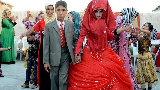 Irak se prepara para legalizar el matrimonio infantil a partir de los nueve años