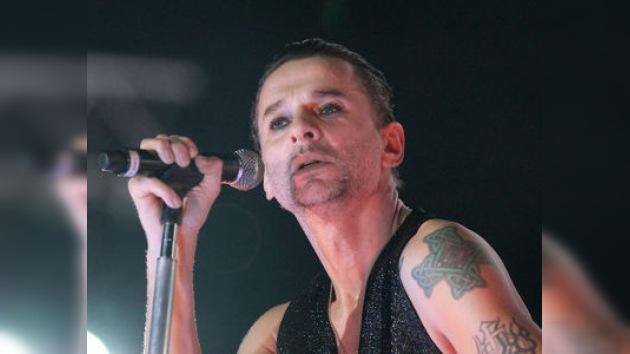 Depeche Mode en Moscú