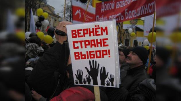 Rusia recoge el fruto de su reforma política: 70 nuevos partidos aguardan su 'primavera'