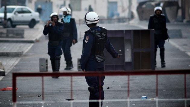 Bahréin acude al uso de gases lacrimógenos contra las protestas opositoras
