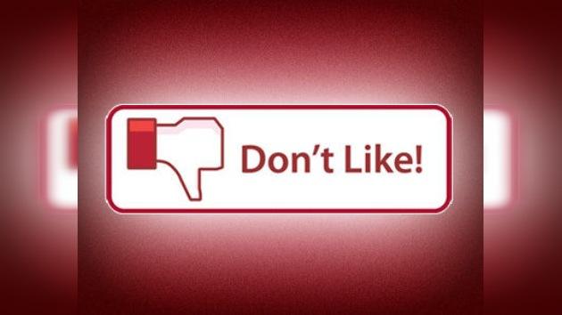 Crean aplicación para etiquetar 'enemigos' en Facebook