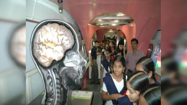 Culmina con gran éxito el viaje por la India del 'Expreso de la Ciencia'