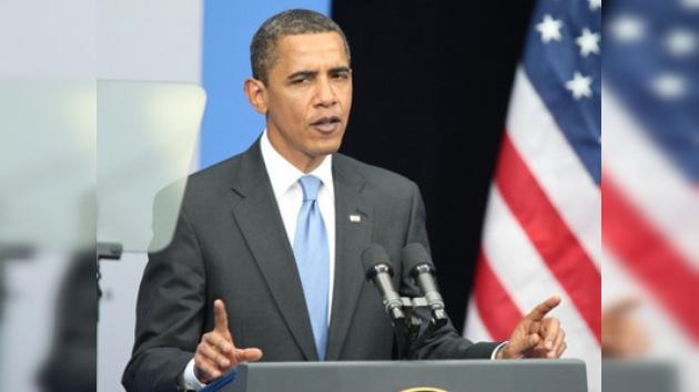 Obama rechaza la Segunda Gran Depresión y promete crear más empleos