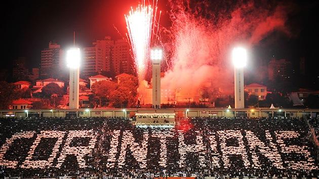 El Corinthians se coronó campeón de la Libertadores