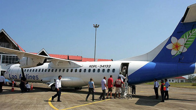 Al menos 49 muertos en un accidente aéreo en el sur de Laos