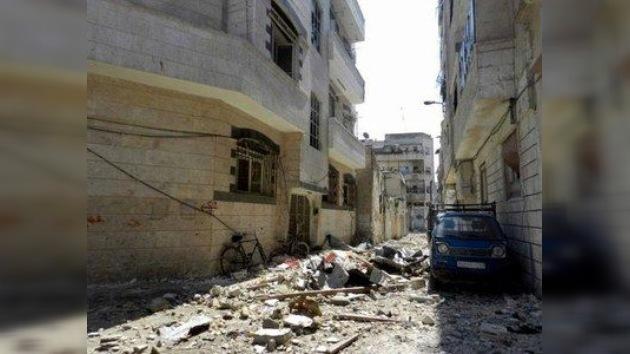 La ONU envía sus observadores a Siria