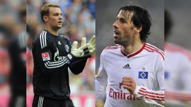 El Bayern de Munich ficha a Manuel Neuer y el Málaga a Van Nistelrooy