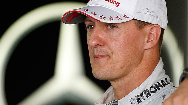 Hijo de Schumacher cree que el soporte de la cámara del casco le causó el daño cerebral