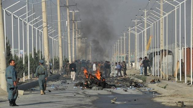 Atentado en Kabul deja más de diez muertos