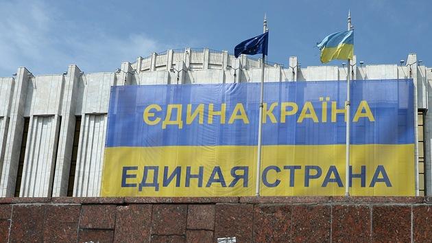 Se informa sobre una explosión en el centro de Kiev