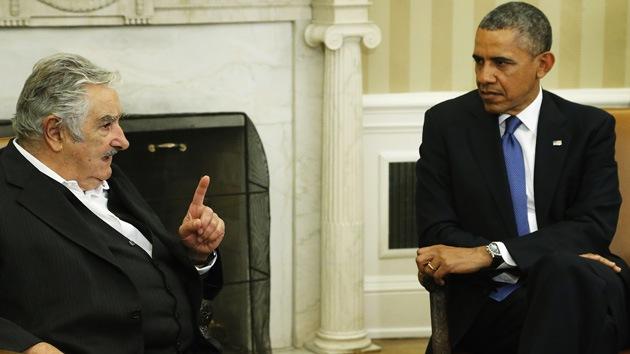 """Mujica: """"La mayor patología del Norte es el 'lobby' de los poderosos"""""""