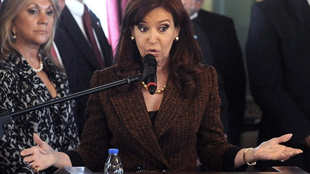 Una compañía estadounidense en quiebra se enfrenta a cargos de terrorismo en Argentina