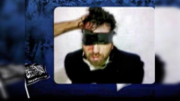 En Gaza militantes islamistas asesinaron a un activista italiano