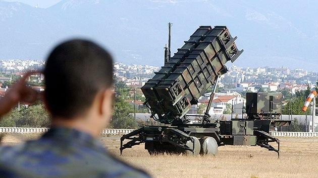 """Rusia: """"La instalación de misiles Patriot de la OTAN en Turquía es una señal alarmante"""""""