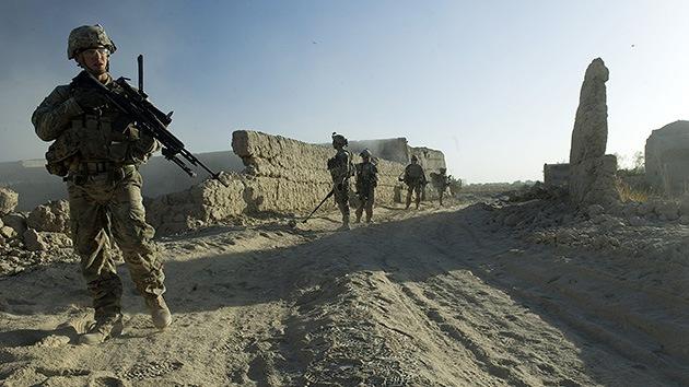 Acusan a la OTAN de matar a tiros a tres menores afganos cuando tomaban té