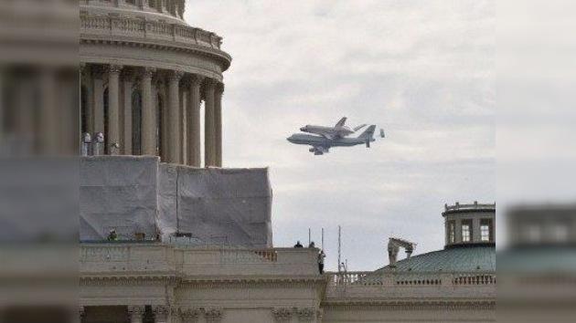 El transbordador con más vuelos al espacio ya es una pieza de museo