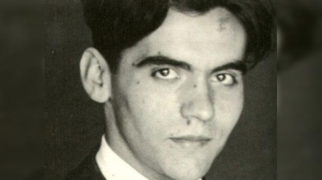 García Lorca no está enterrado en la tumba de Granada