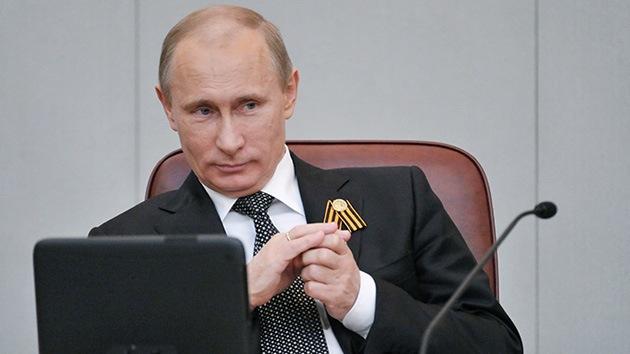 Putin manda a Medvédev a la cumbre del G-8